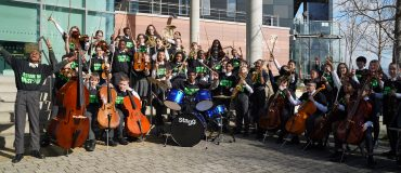 Restore The Music UK - Student Orchestra